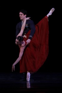 Joffrey Ballet's April Daly & Miguel Blance in Jerome Robbins'