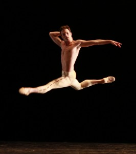 Joffrey Ballet's Rory Hohenstein in Val Caniparoli's