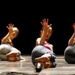 HSDC dancers in THREE TO MAX.  Photo by Todd Rosenberg.