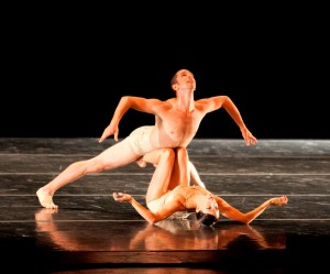 HSDC dancers Jesse Bechard & Ana Lopez in  Jir Kylan's 