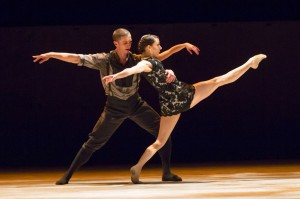 HSDC Jesse Bechard & Ana Lopez in 