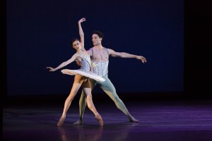 Joffrey's Victoria Jaiani and Fabrice Calmels in