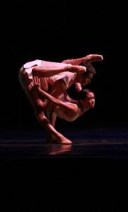 Joffrey Ballet's Jeraldine Mendoza & Mauro Villanueva in Edwaard Liang's