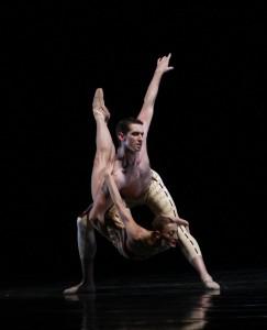 Joffrey Ballet's Joanna Wozniak & Matthew Adamczyk in Val Caniparoli's