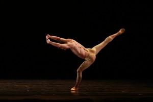 Joffrey Ballet's Rory Hohenstein in Val Caniparoli's